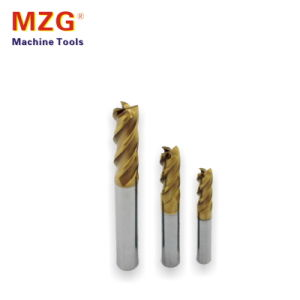 Four Edge Tungstan Corner Rounding End Milling pictures & photos