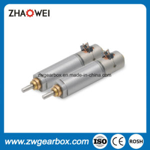 Intelligent Electric Pan-Tilt Gearbox with 4mm Small Gear Motor pictures & photos