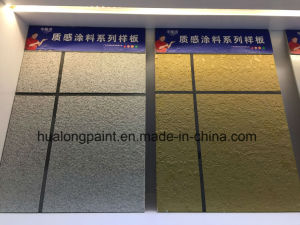 Hualong Emulsion Vivid Decorative Nature Stone Coating pictures & photos