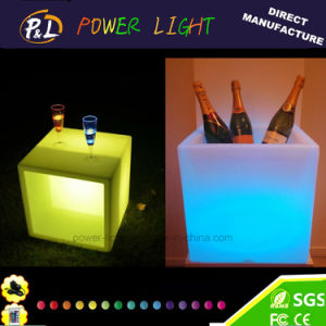 Outdoor Illuminated Glowing LED Pot&Ice Bucket pictures & photos