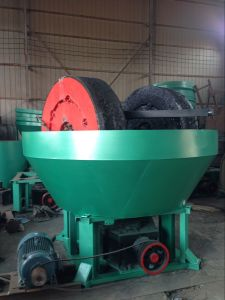 Gold Wet Pan Mill, Gold Wet Roller Mill pictures & photos