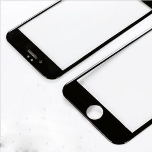Carbon Fiber 3D Touch Soft Edge Screen Protector for iPhone 7 pictures & photos