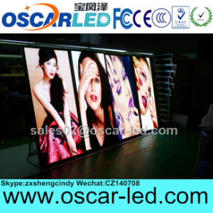 2017 New Product Wireless Control Indoor Advertising LED Sign for Shopping Mall