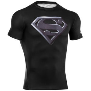 Wholesale Fitness Apparel Manufacturers Bodybuilding Custom Fitness T Shirts pictures & photos