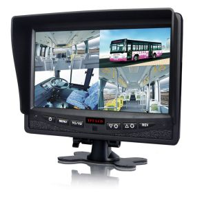 """7"""" Security System with CCD Rear View Camera for Bus & Truck Use, E-mark & CE Certified pictures & photos"""