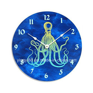 Top Quality Acrylic Painted Wall Clock pictures & photos