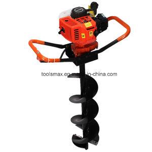 52cc Best Selling Hand Operated Auger for Earth Drilling pictures & photos