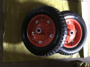 300-8 pneumatic Rubber Wheel pictures & photos