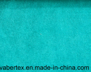 Household Textile Polyester Upholstery Woven Velvet Sofa Fabric pictures & photos