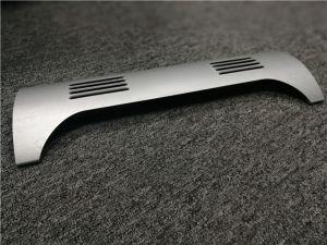 Matt Natural Anodized Aluminum Machining Extrusion Profile pictures & photos
