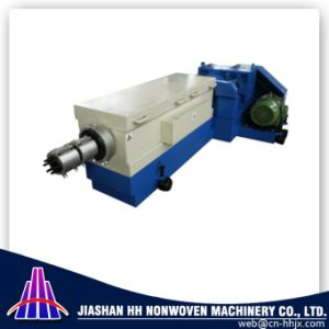 China Good Quality Nonwoven Screw Extruder Machine pictures & photos