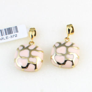 Top Design Crystal Jewelry Fashion Stainless Steel Earring pictures & photos