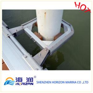Good Quality Marinas Aluminum Pile Guide/ Dock pictures & photos