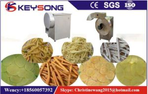 Multi-Function Potato Chips Processing Machine Cutter pictures & photos