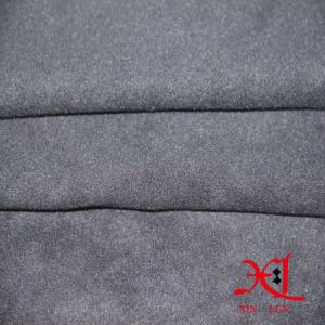 Popular 100% Cation Polyester Fleece Fabric for Curtain pictures & photos