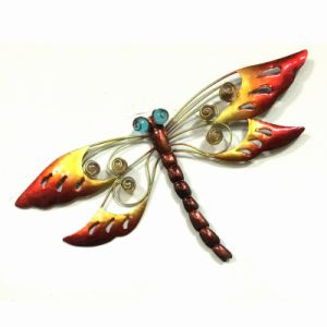 2 Asst Garden Colorful Butterfly Metal Wall Decoration pictures & photos