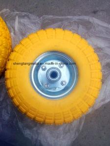 3.50/4.10-4 PU Foam Wheel, PU - Polyurethane Wheel pictures & photos