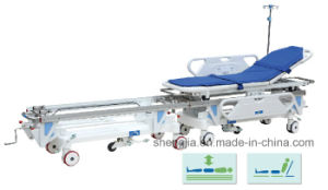 Sjm011-a Luxurious Cart for Hand-Over of Patients Tooperation Room pictures & photos