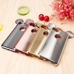 Mouse Mirror Hard Case for iPhone 6 7 Plus pictures & photos