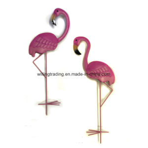 New Metal Flamingo Home & Garden Decoration