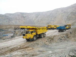 off-Road Wide-Body Low Operating Cost 32t Mine Dump Truck pictures & photos