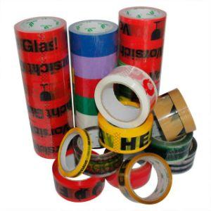 Carton Sealing BOPP Custom Printed Packing Tape pictures & photos
