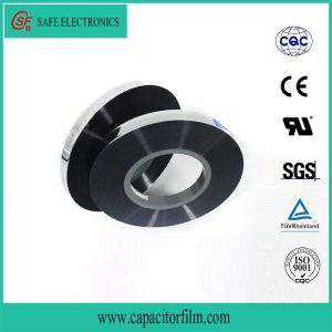 Anhui Safe Al Zn Alloy Metallized Polypropylene Film for Capacitor pictures & photos