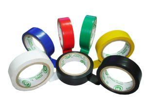 PVC Electronic Tape (Flame Retardant) pictures & photos