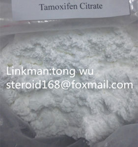 Antitumor Drugs Raw Material Tamoxifen Citrate 99% pictures & photos