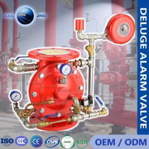 Top Quality Diaphragm Type Deluge Alarm Valve pictures & photos