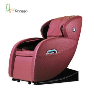 Leisure Electric Body Massage Chair 3D Zero Gravity pictures & photos