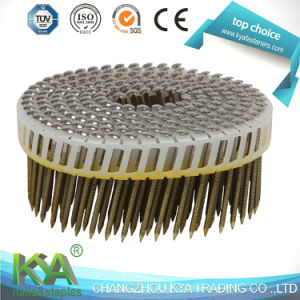 15 Degree Plastic Collated Nails pictures & photos