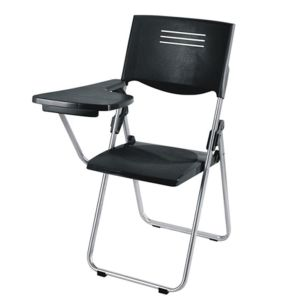 Plastic Folding Chair with Writing Table for Adult pictures & photos