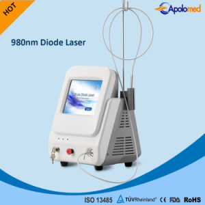 Professional Vascular Removal / Spider Vein Removal Machine/Spider Vein Vascular Removal 980nm Diode Laser pictures & photos
