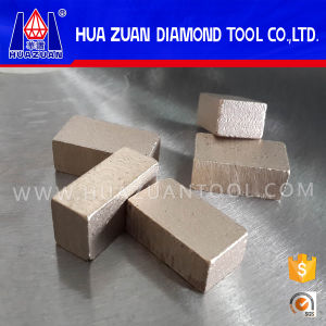 Hot Sell Diamond Marble Cutting Segments pictures & photos
