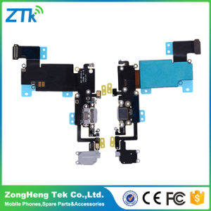 OEM Quality Charging Port Flex Cable for iPhone 6s Plus pictures & photos