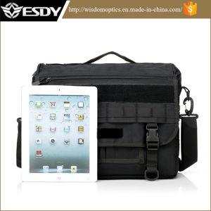 Esdy Shoulder Computer Bag-043 Messenger Bag 1000d Tactical Computer Bag pictures & photos