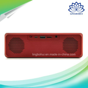 Jy-34 Alarm Clock Professional Portable Mini Speaker with FM pictures & photos