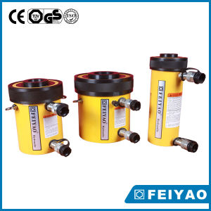 120 Ton Double Hollow Jack Hydraulic Cylinder Fy-Rrh pictures & photos
