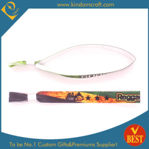 Fashion OEM Customized Fabric Bracelet for Sale pictures & photos