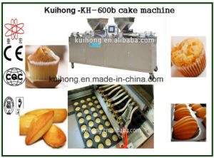 Kh High Quality Automatic Cake Making Machine pictures & photos