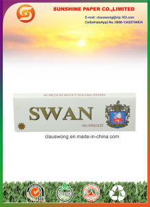 King Size Swan Rolling Paper pictures & photos