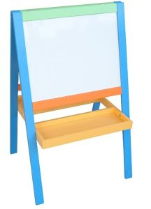 Wooden Standing Art Easel for Kids and Children pictures & photos