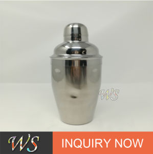 Ws-Br13 Stainless Steel Electroplated Smart Shaker pictures & photos