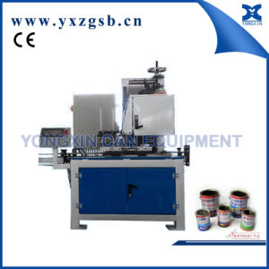 Automatic Tin Can Sealing Machine of Small Round Paint Can pictures & photos