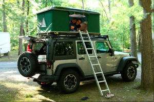 New Products 2017 Rooftop Tent for 4WD Hardshell Roof Top Tent pictures & photos