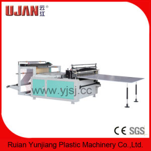 Unstretched Plastic Bag Making Machine pictures & photos