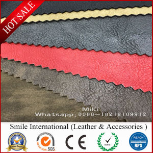 Hot Sales Semi-PU Leather, Classical Leather pictures & photos