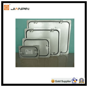 Aluminum Ceiling Hatch Hidden Trap Door for HVAC Duct pictures & photos