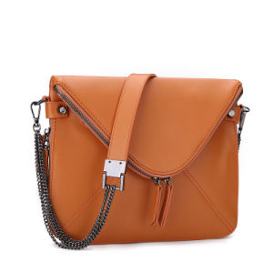 Snake Faux Leather Bags Wholesale Women′s Fashion Bag pictures & photos